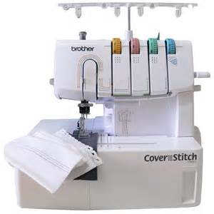 Brother Coverstitch