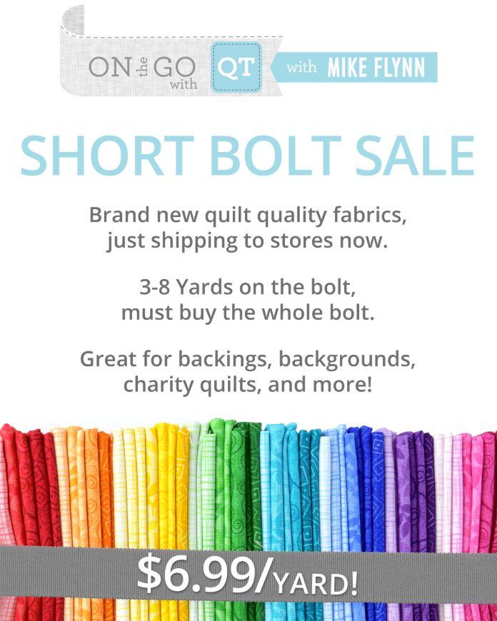 short bolt sale