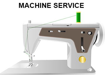 Embroidery and Sewing Machine Service